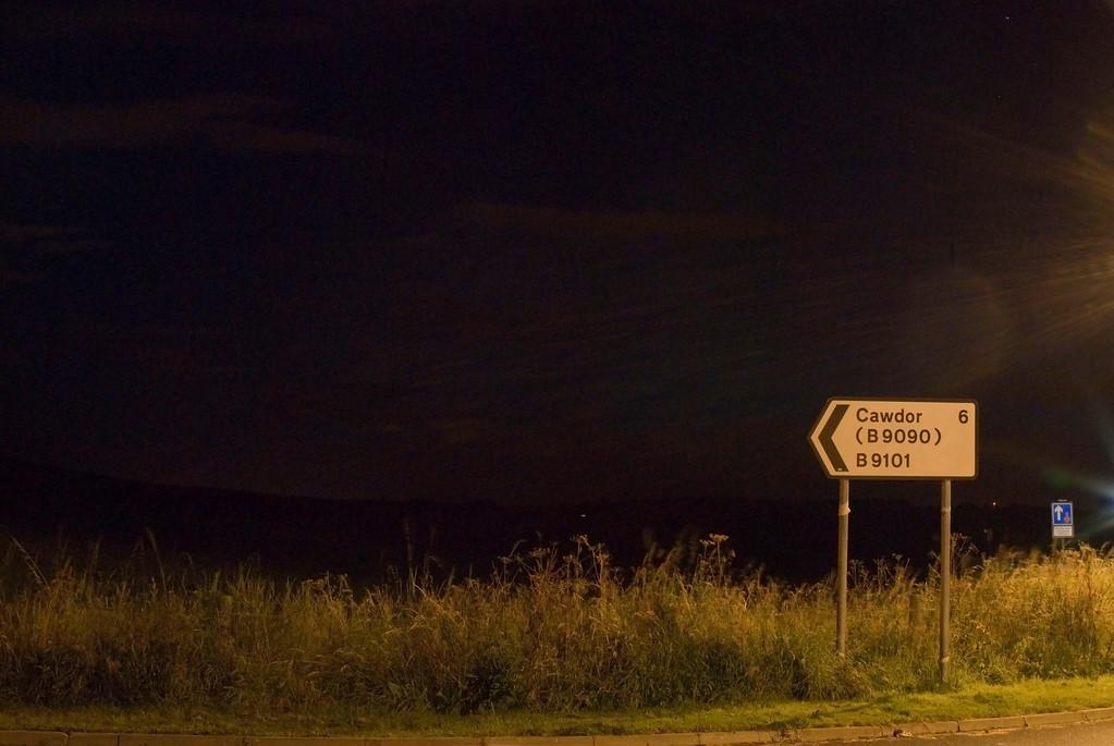 Road to Cawdor