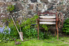 Gardens on Isle of Canna