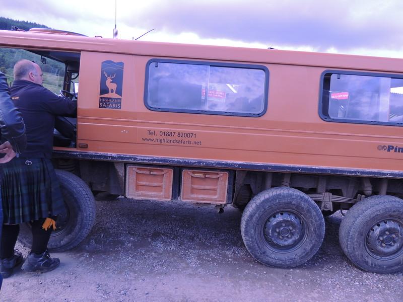 Aberfeldy Safari Trip