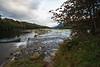 Dochgarroch Weir, River Ness,  Great Glen, Caledonain Canal,  Scottish Highlands, Scotland, United Kingdom, Europe