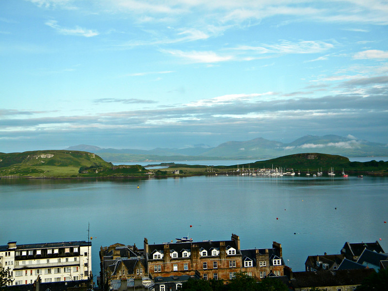 Oban Harbor