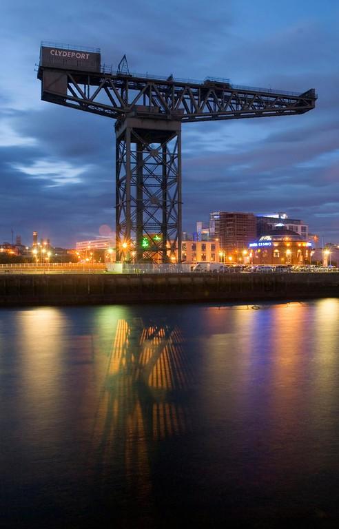 Finnieston Crane, Glasgow