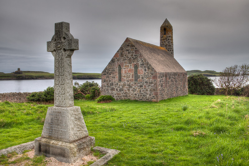 Church on Isle of Canna