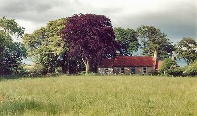 The gardener's cottage Kellie Castle East Newkt of Fyfe Scotland - Jun 1996