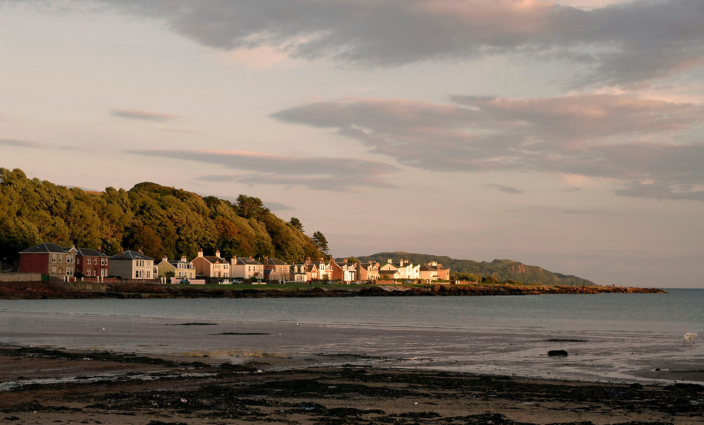 Millport sunset