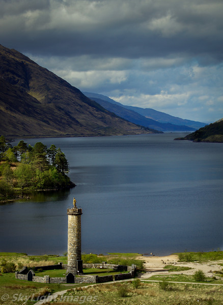 Glen Finnan Monument