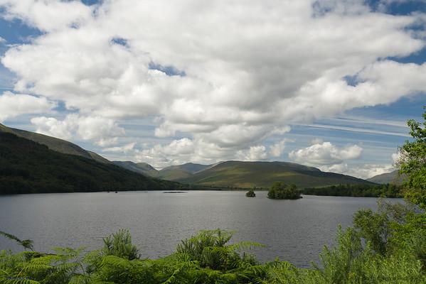 Loch Arkaig. Scotland.