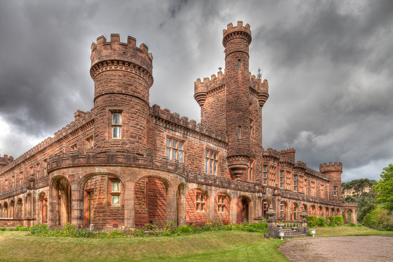 Kinloch Castle, Isle of Rum