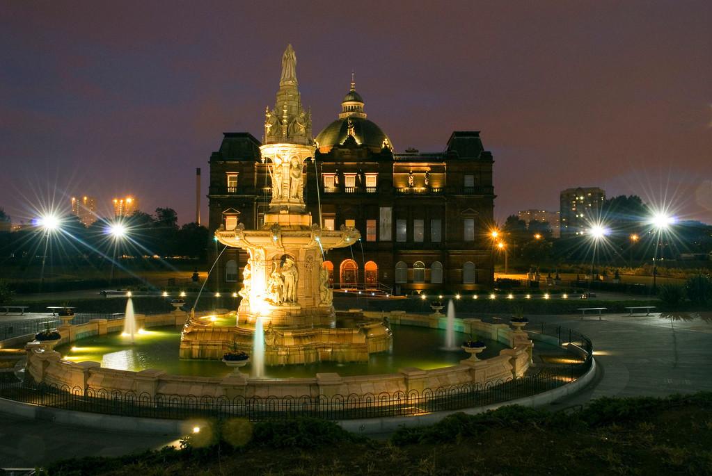 Doulton Fountain, Glasgow