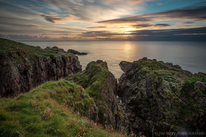 North Sea Sunrise