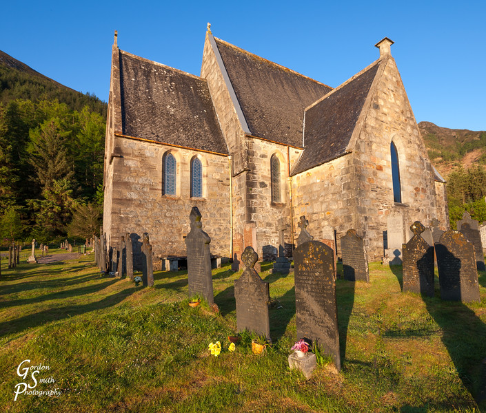 Glencoe Church and Cemetery