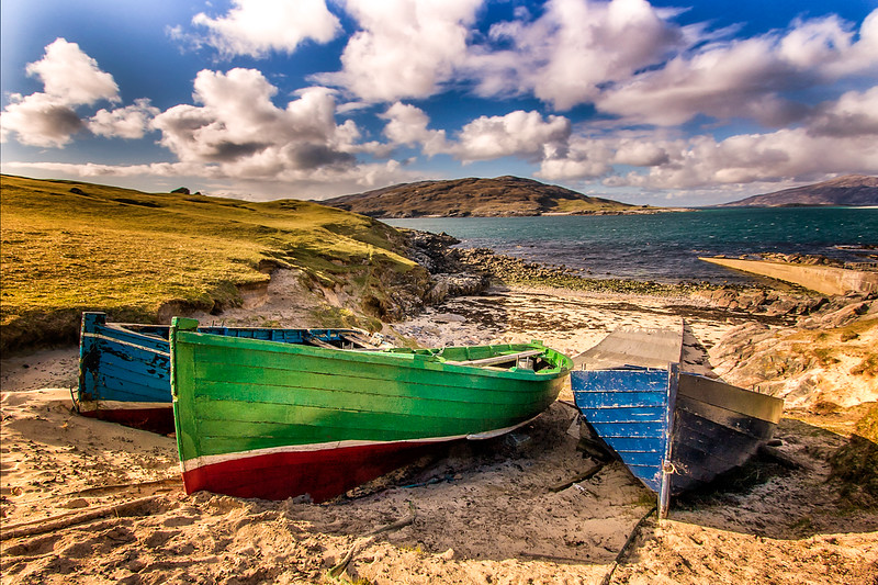Boats To Scarp