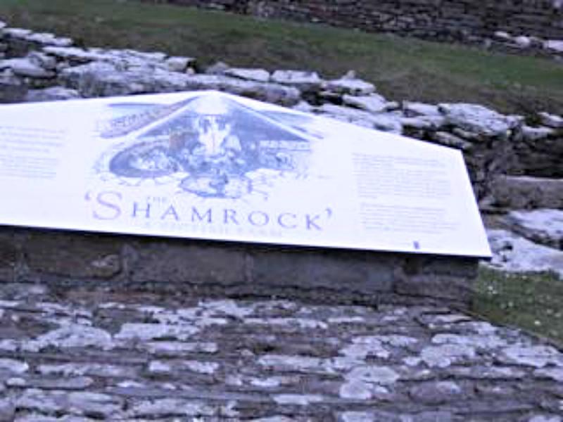 Pictish Farm Sign