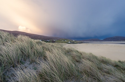 Luskentyre Bay Sunset (Isle of Harris)