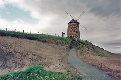 The saltworks St Monance East Newkt of Fyfe Scotland - Jun 1996