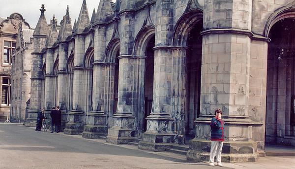St Andrews University St Andrews East Newkt of Fyfe Scotland - Jun 1996