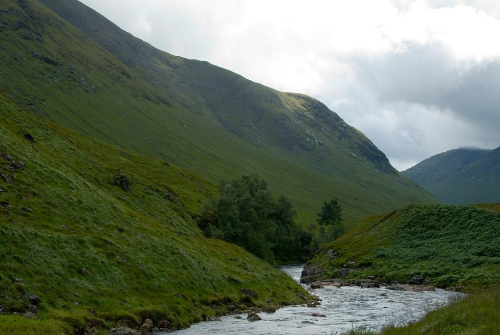 Glen Etive off A82