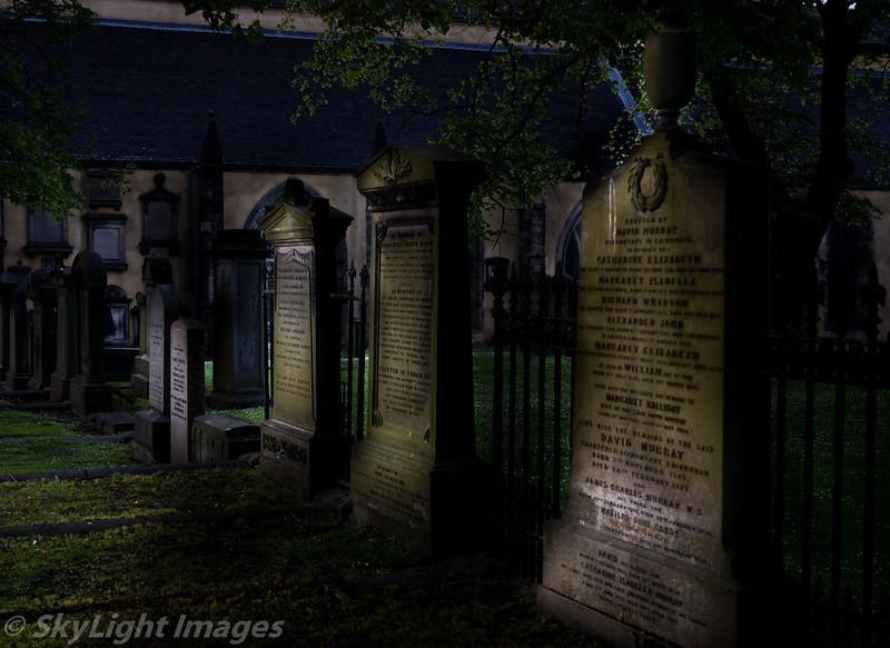 Edinburgh ghost tour