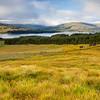 Scottish Highlands and Loch Tulla, Scotland