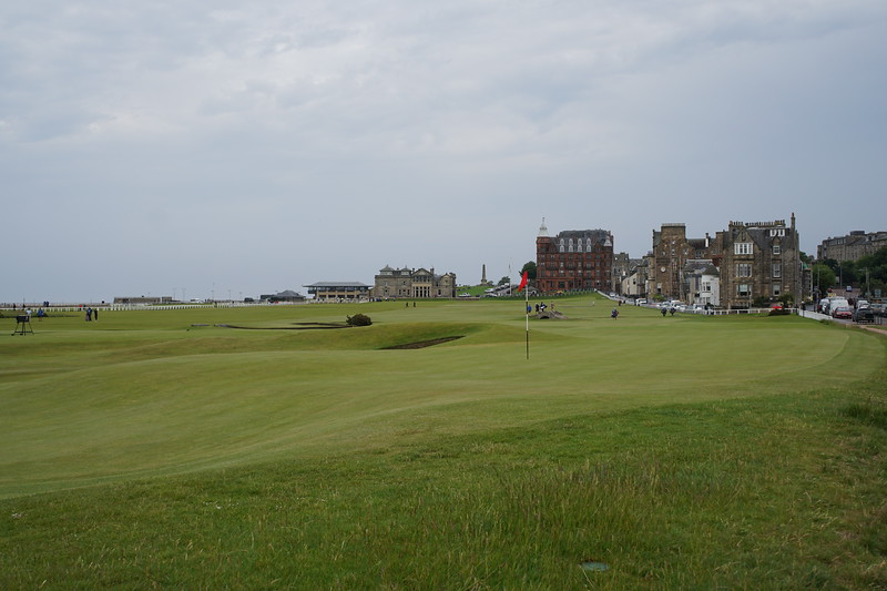 No 17 Road Hole St Andrews