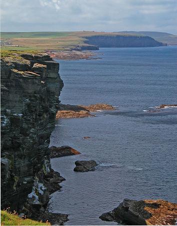 Along the North Coast of Scotland