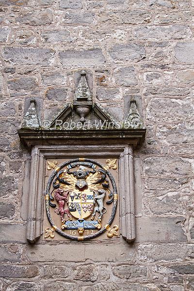 Cawdor Castle, Cawdor, Scotland, United Kingdom, Europe