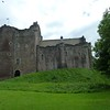 Doune Castle from the Holy Grail! No flying cows or French taunters but it felt like meeting an old friend.