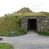 Entrance to Skara Brae