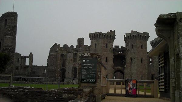 Castle Rhaglan