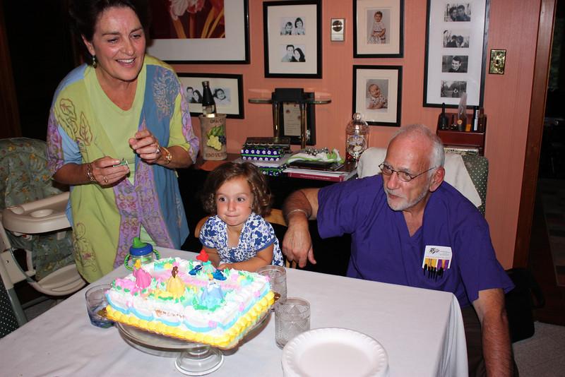 Amelia's Scranton Birthday.
