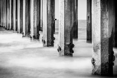 Scripps Pier - La Jolla, Calif.