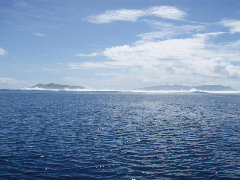 the Fiji Pipeline, what an fantastic sight!