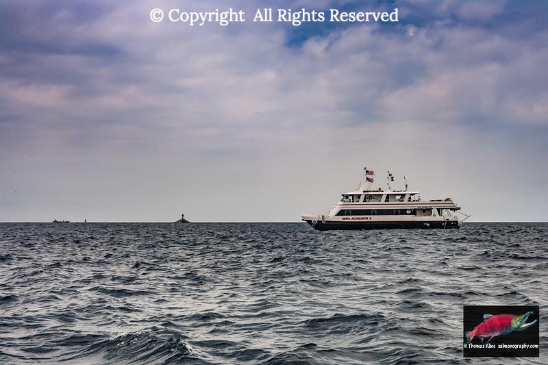 M/V Kona Agressor II - liveaboard dive boat