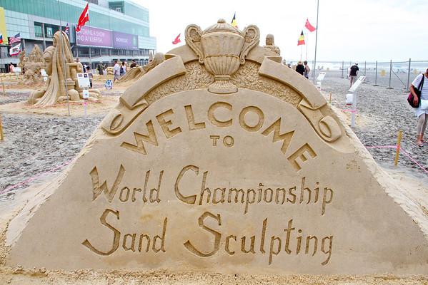 World Championship of Sand Sculpting
