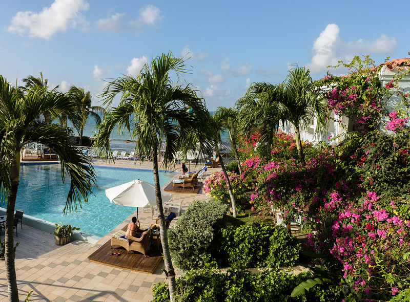We spent a couple of days at Ocean Point Spa on Antigua so that we could tour the island prior to boarding the Sea Cloud.