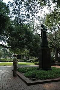 Savannah -- Atheist vs Methodist