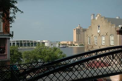 Savannah -- The port