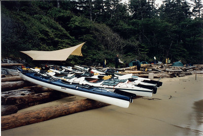 Burnett Bay Kayaks