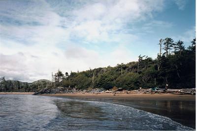 Burnett Bay - Sunny