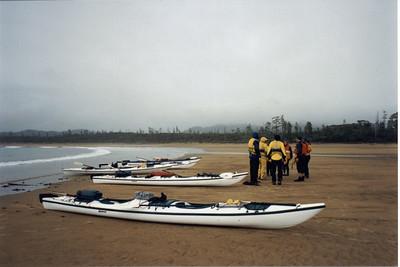Burnett Bay Landing