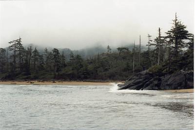 Burnett Bay Gloomy
