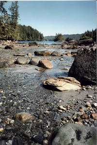Wide Angle rocks