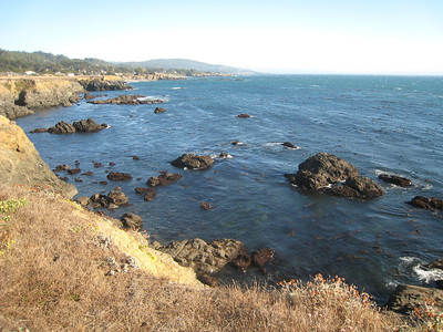 Sea Ranch, September 2011