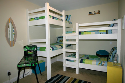 2nd floor bunkroom