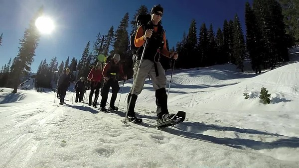 Mt Lassen climb - short