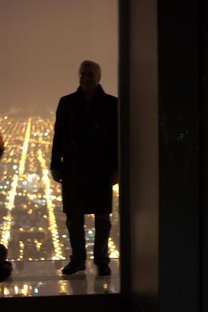 Sears Tower Skydeck (103rd floor), Jan 2010