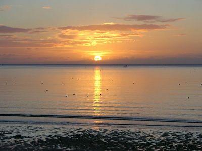 Sunrise at Seaton Beach #16