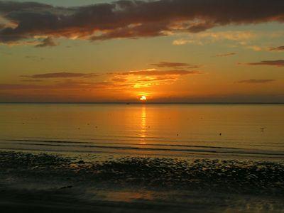 Sunrise at Seaton Beach #12