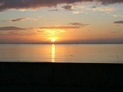Sunrise at Seaton beach #18