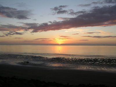 Sunrise at Seaton beach #09